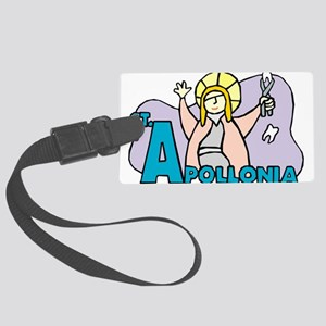 Apollonia-[Converted] Large Luggage Tag